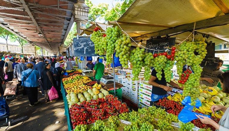 Gourmet Tour of the President Wilson Market