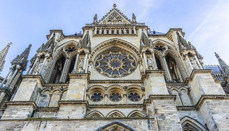 The Bubbles Tour : Reims e Épernay - Saída de Reims