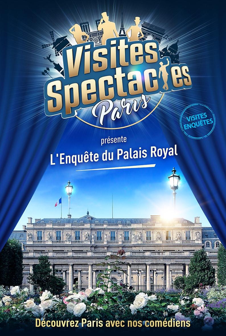 L'Enquête du Palais Royal