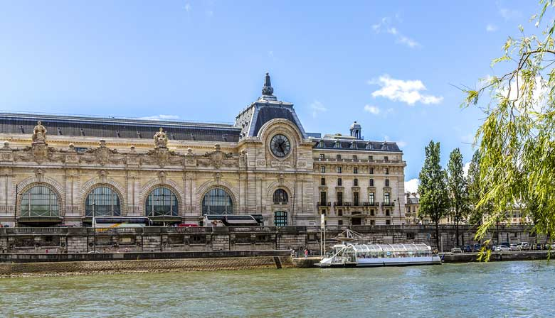 Discover the museum of Orsay