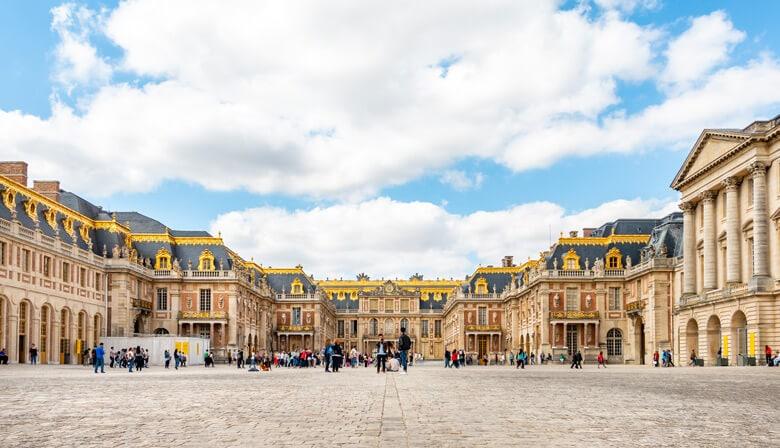 凡尔赛城堡