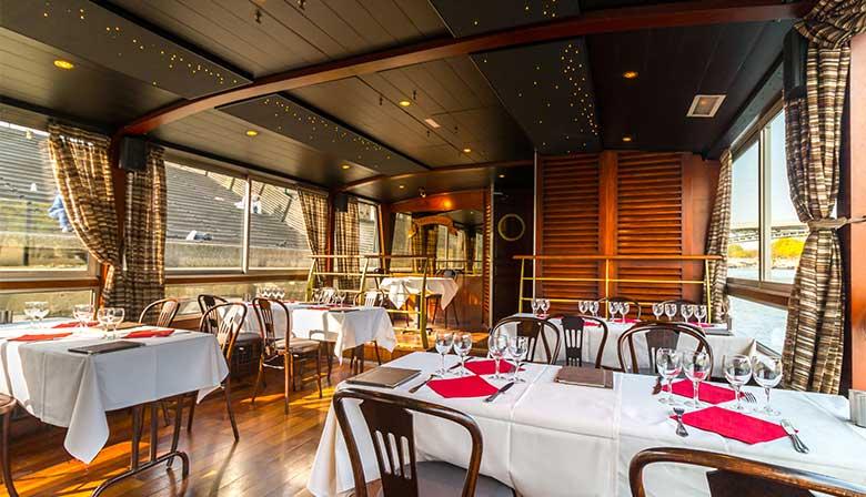 La marina レストラン