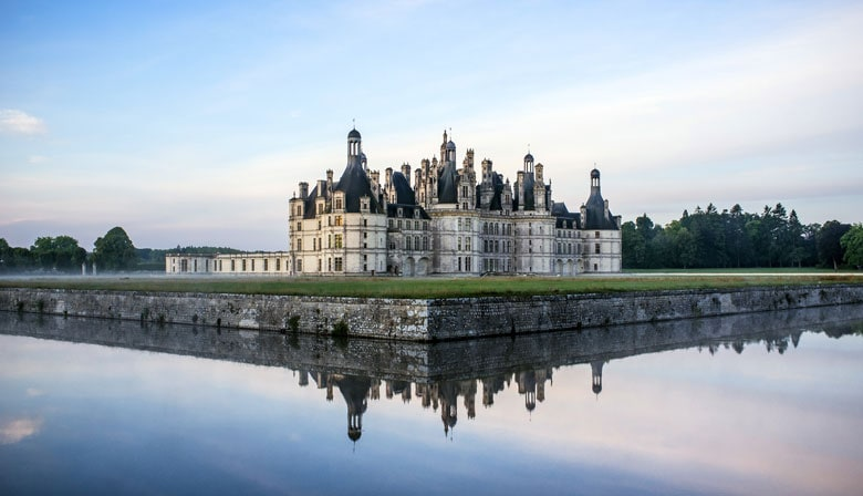 Daytrip to Chambord castle