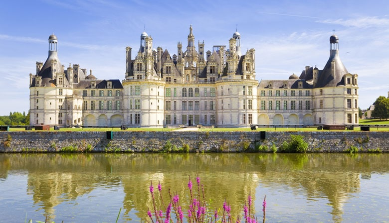 Magnificent Chateau de Chambord