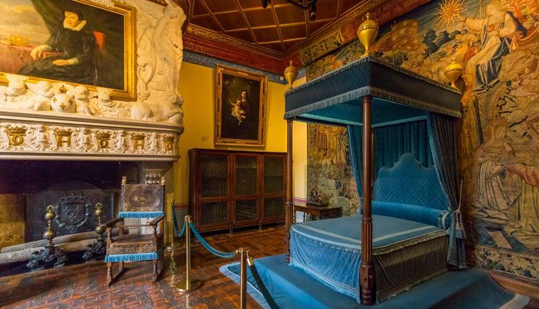 Guided tour inside the Chateau de Chenonceau
