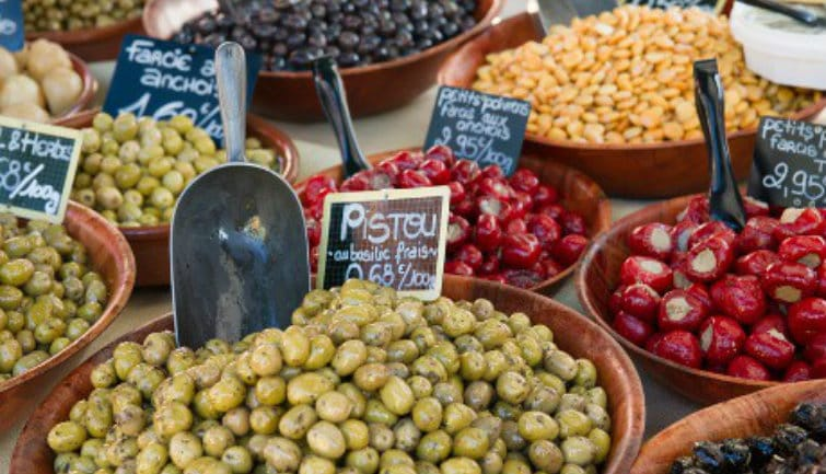 Luberon Market And Villages - from Aix-en-Provence