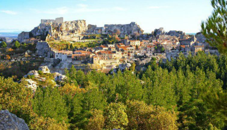 Saint-Remy, Les Baux And Arles - from Aix-en-Provence