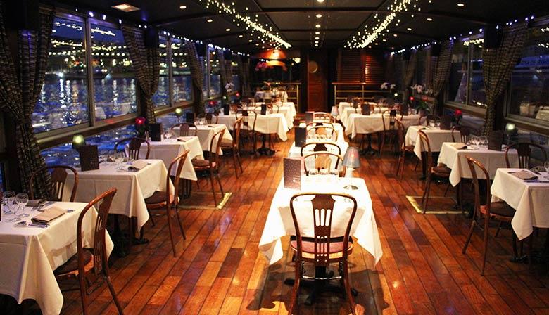 Restaurant La Marina de Paris