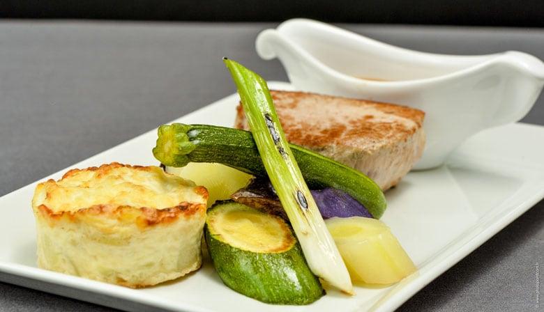 ロマンチックで美食ディナー - マリーナ·ド·パリ