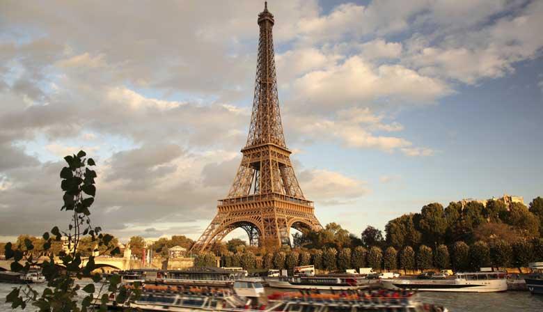 Seine River Dinner Cruise  6 PM