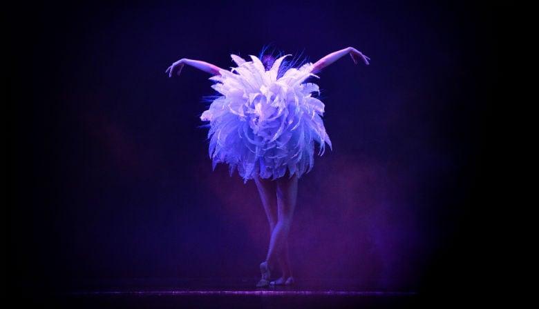 Lido de Paris cabaret show