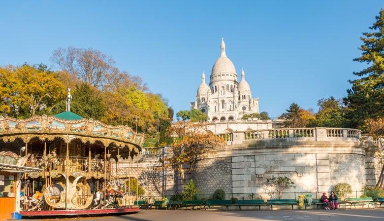Découverte de Montmartre et du Sacre Cœur