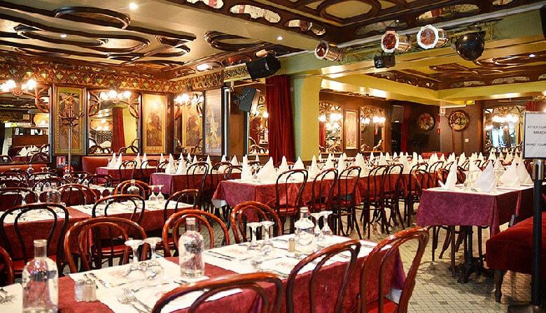 Restaurant La Cremaillere à Montmartre