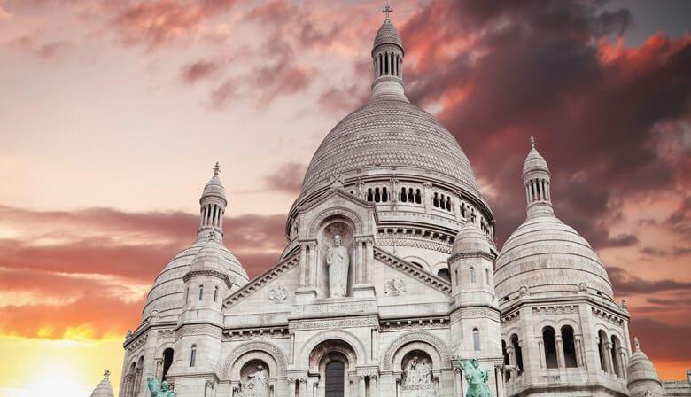 La colline de Montmartre