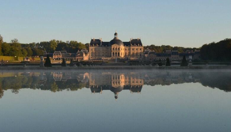 Discover the Chateau de Vaux le Vicomte