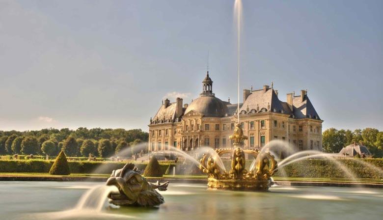 Besichtigen Sie das Schloss Vaux le Vicomte in Ihrem eigenen Tempo