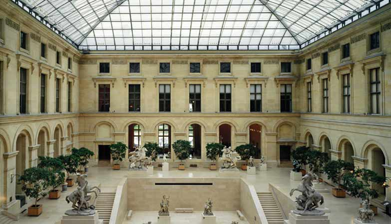 Explore the Louvre at your leisure