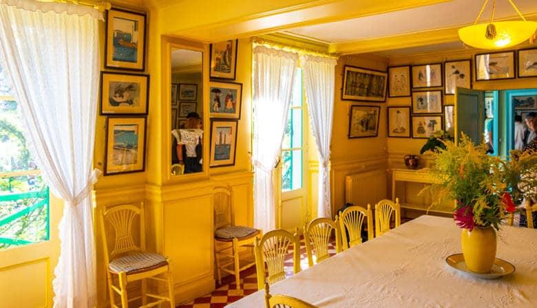 Visita la Casa de Monet en Giverny en Normandía