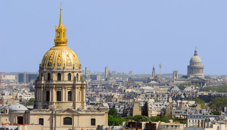 Golden Dome of the Invalides