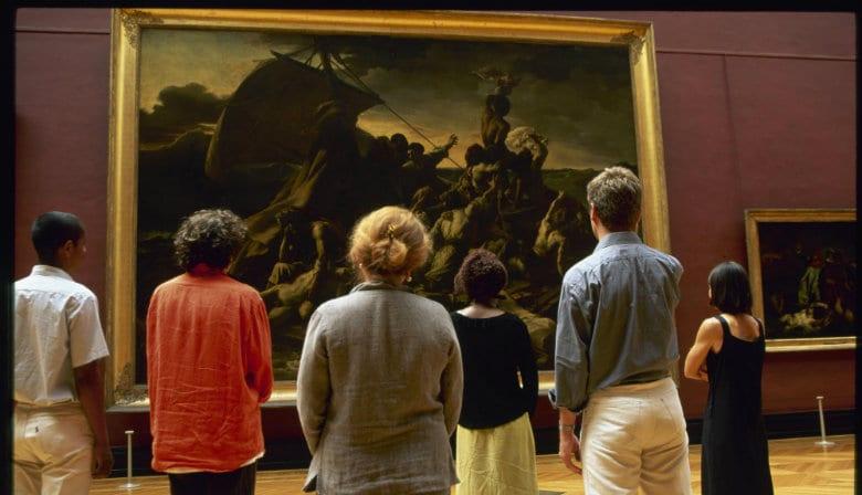 ルーヴル美術館、ルーヴル美術館、ルーヴル美術館