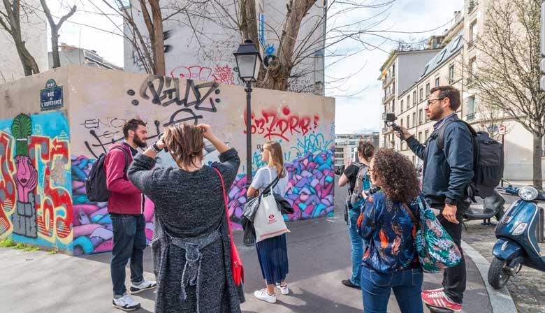 Discover the urban arts in Paris