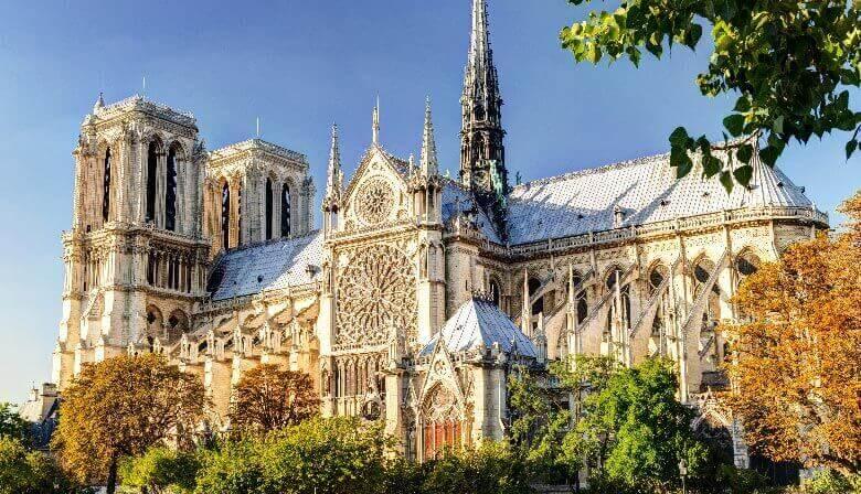 Visit Notre Dame area