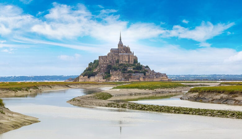 Visit the Mont Saint Michel with a guide