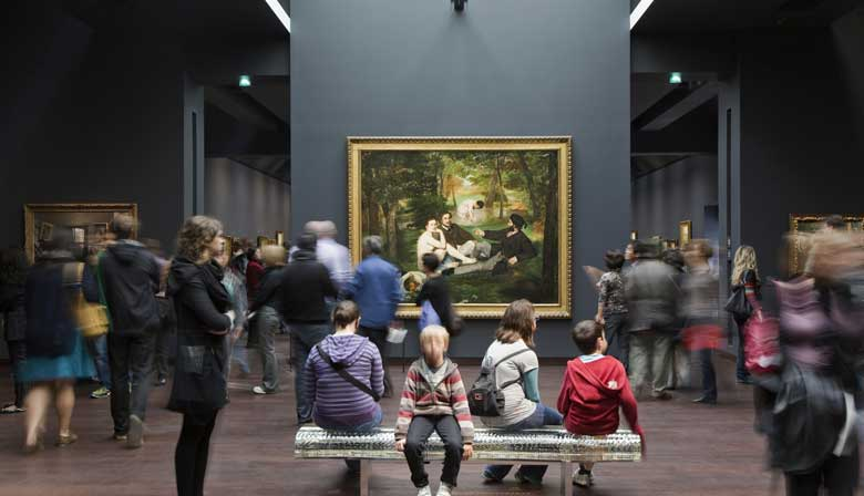 Impressionists in the Orsay Museum