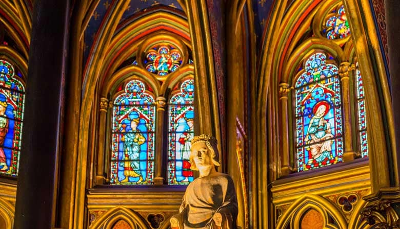 Guided Tour of the Sainte Chapelle