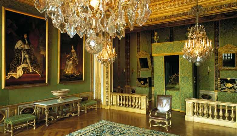 Visitar  o castelo de Vaux le Vicomte o Natal