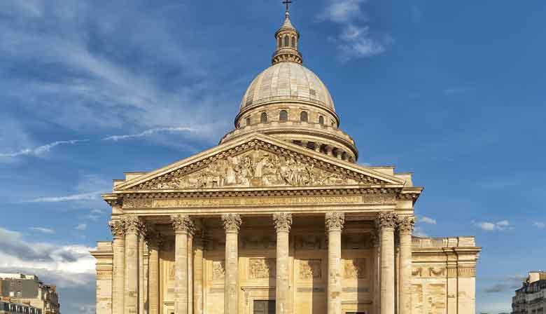 visite du Panthéon avec Paris Museum Pass