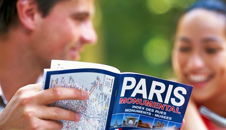 Visite de Paris avec le Pass métro