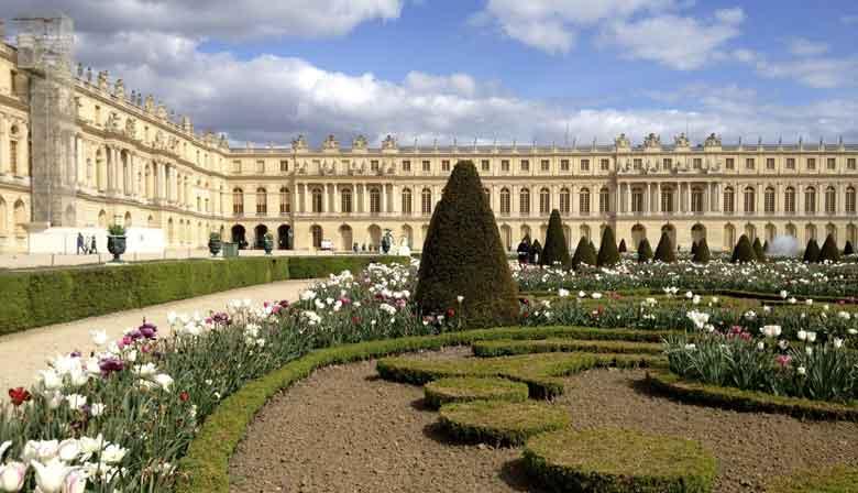 パリミュージアムパスでベルサイユ宮殿を訪問
