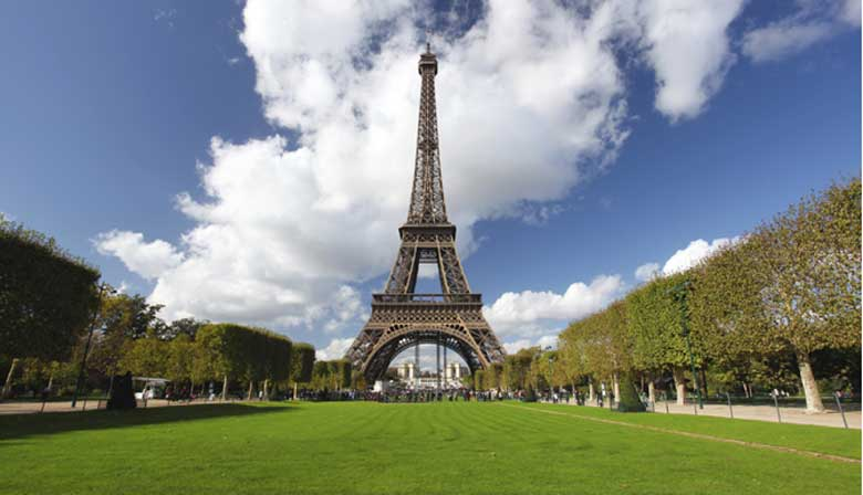 Discover the eiffel tower