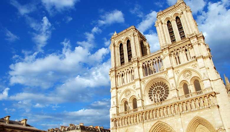 Besuchen Sie Notre Dame