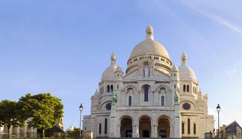 City tour to visit the Sacré Coeur