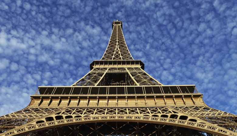 Visit of the Eiffel Tower