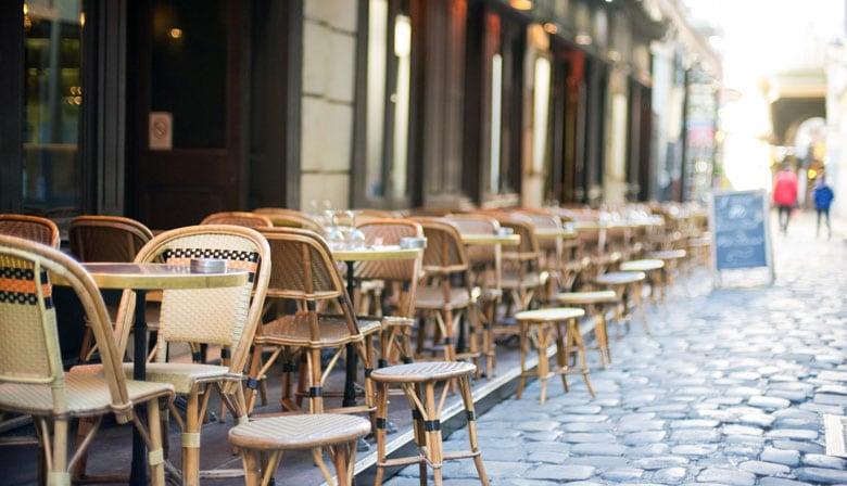 Descubre un verdadero café parisino