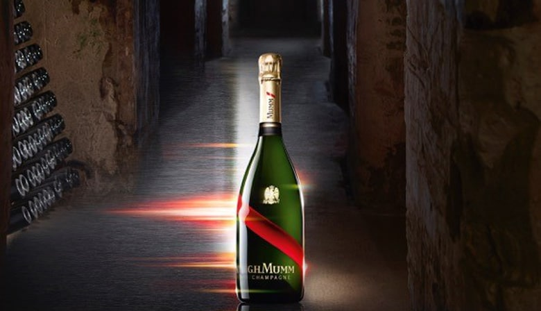 Discover Mumm champagne