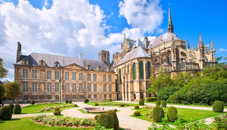 Visit Reims Cathedral