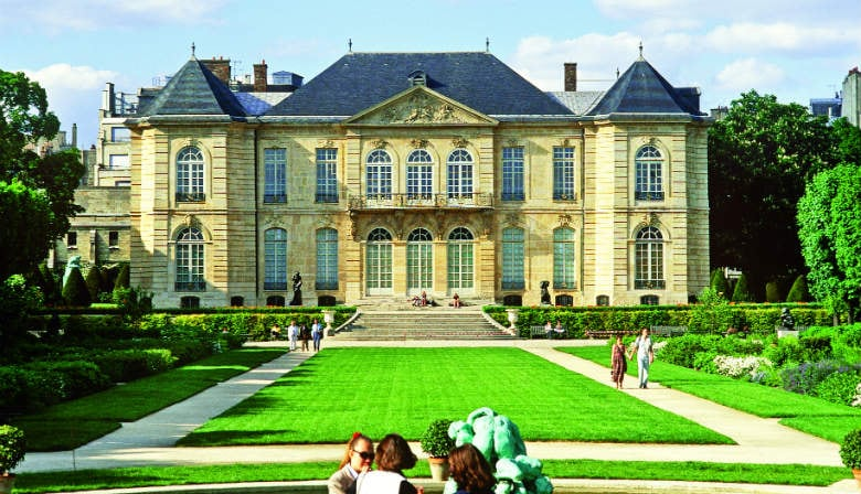 Visit the Musée Rodin in Paris