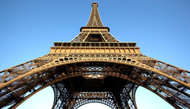 Eiffel Tower tour with the top floor ticket