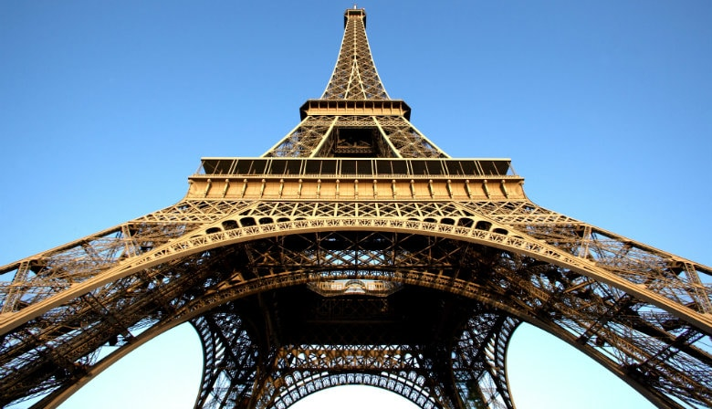 Visit the Top floor of the Eiffel Tower