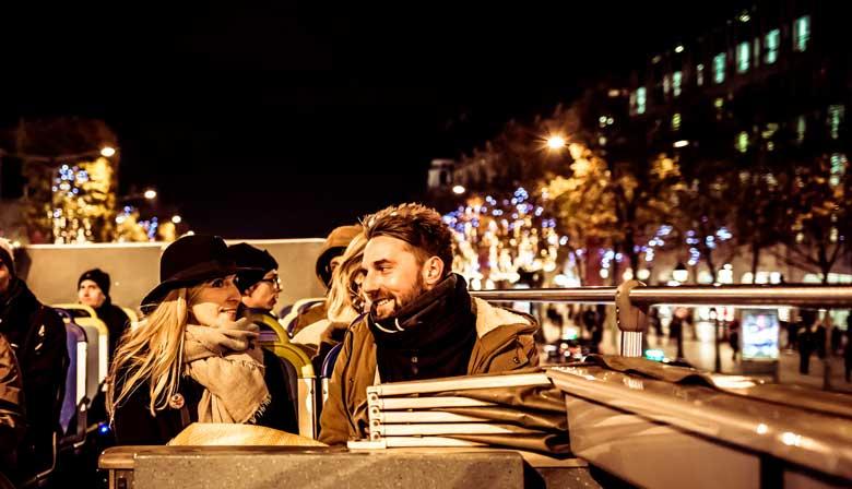 City Tour de Natal em Paris