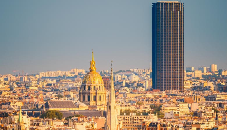 See the Montparnasse Tower