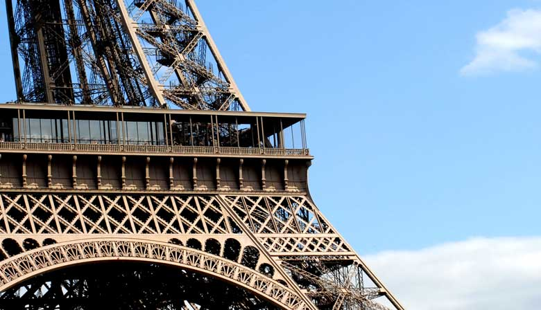 Eiffel Tower structure