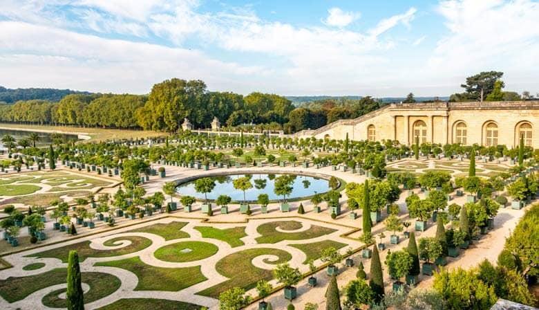 Gardens of Versailles Palace
