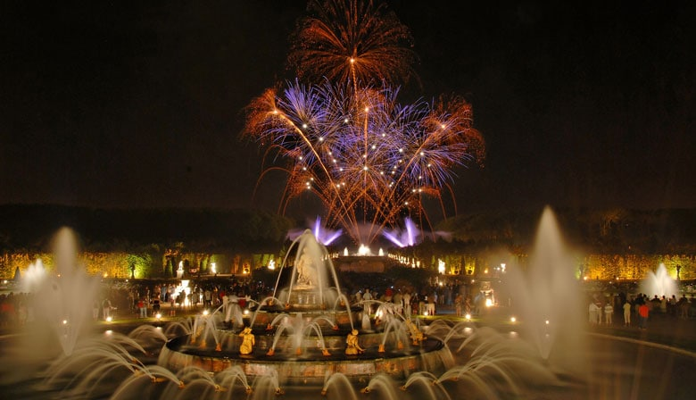 Night Fountains Show