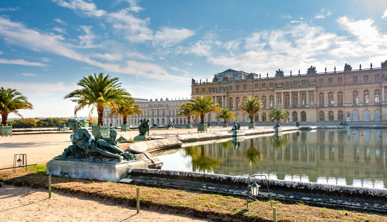 Audio Guided Tour of the Palace from Versailles