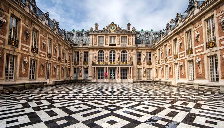 探索凡尔赛宫